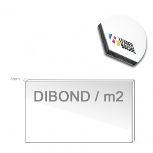 Panneau Dibond aluminium pas cher ( 3mm )